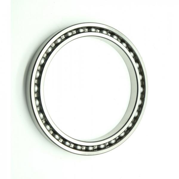 Miniature Deep Groove Ball Bearing for Sliding Door / Window / Furniture / 6200-2z/2RS/Open 10X30X9mm / China Manufacturer / China Factory #1 image