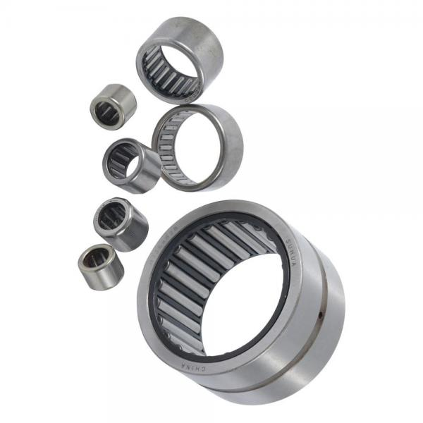 Low Friction Good Lubrication Low Viberation Thin Wall Deep Groove Ball Bearing 61806-2RS 61807-2RS 61808-2RS 61809-2RS 61810-2RS for Pumps Turbines Compressors #1 image